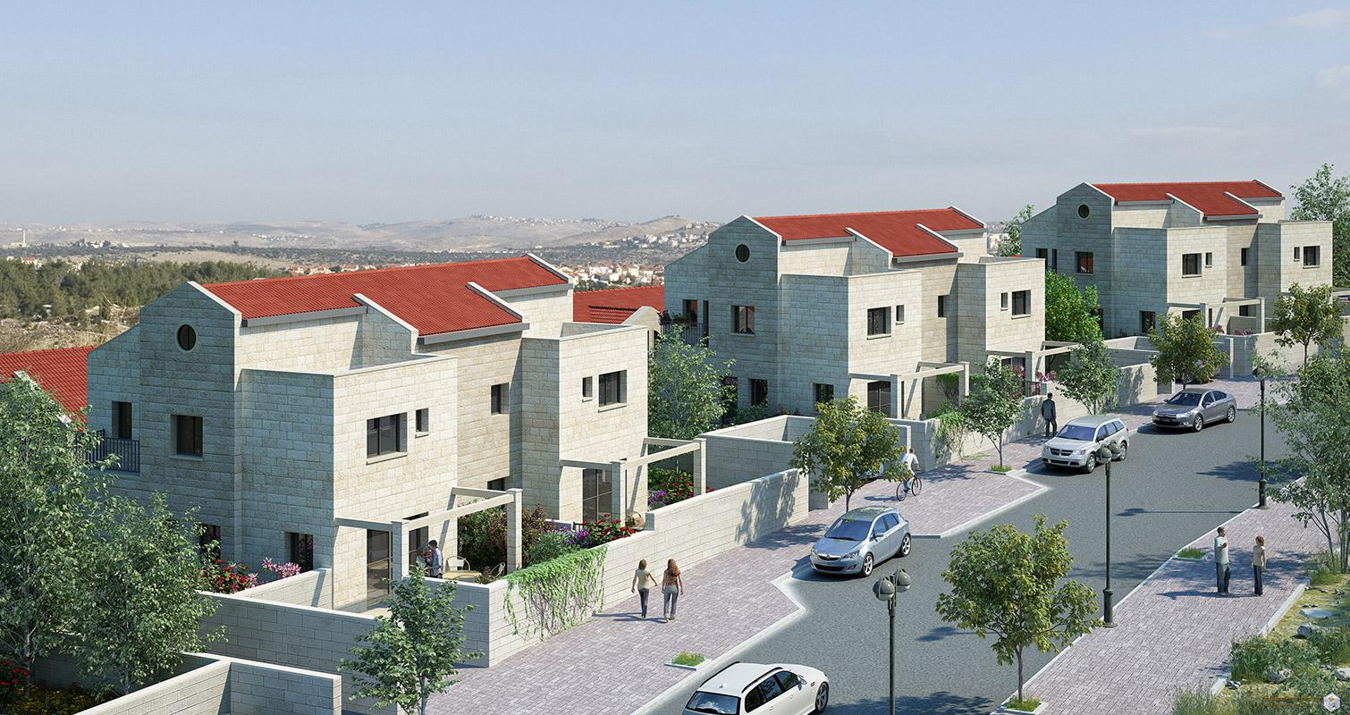 Tamar Hill, Efrat